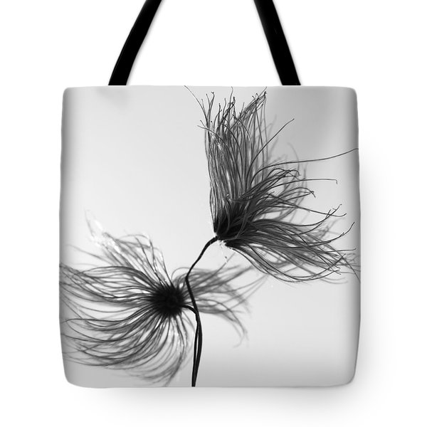 Opposites Obstruct Tote Bag by Jerry Cordeiro