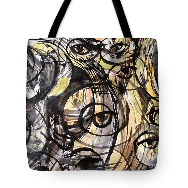 Optometry Tote Bag