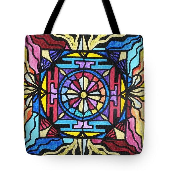 Opulence Tote Bag by Teal Eye  Print Store