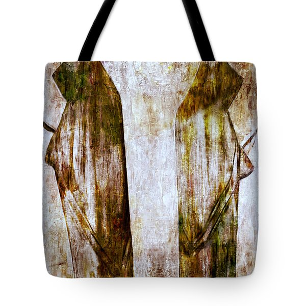 Opus Dei Tote Bag by Barbara Chichester