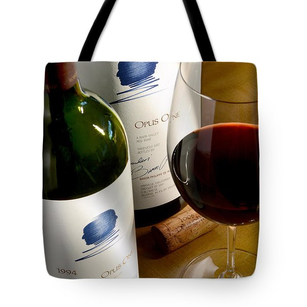 Opus With Friends Tote Bag