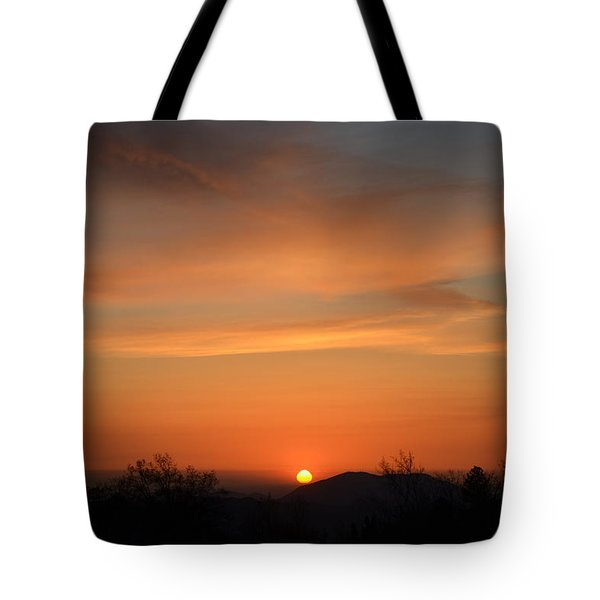 Orange-2 Tote Bag