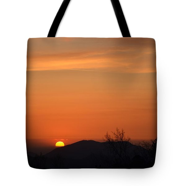 Orange-3 Tote Bag