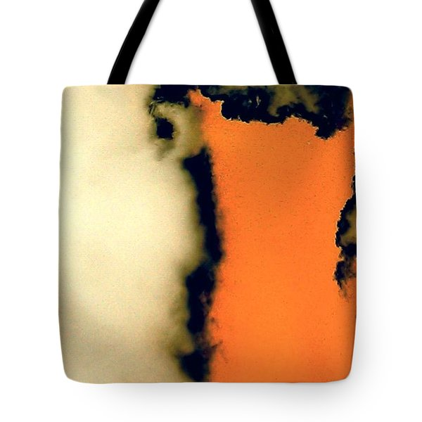 Storm Tote Bag by Jacqueline McReynolds