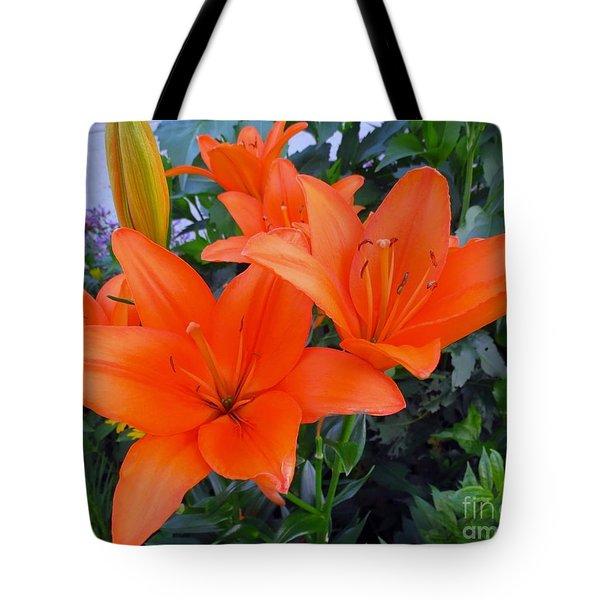 Orange You Are Pretty Tote Bag