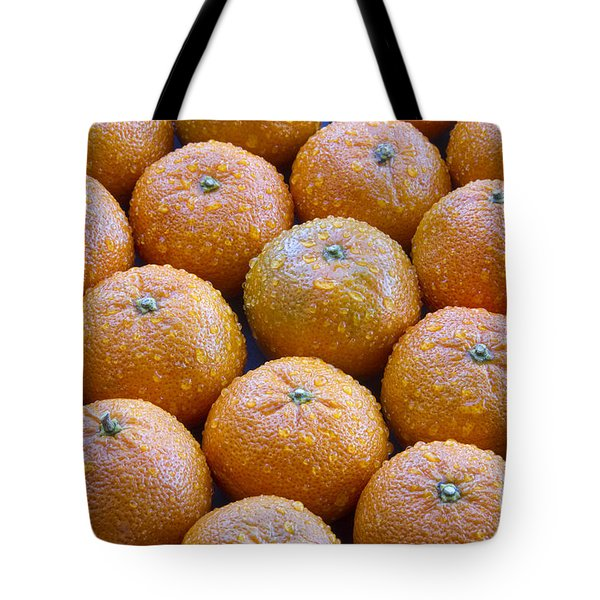 Oranges Tote Bag by James BO  Insogna