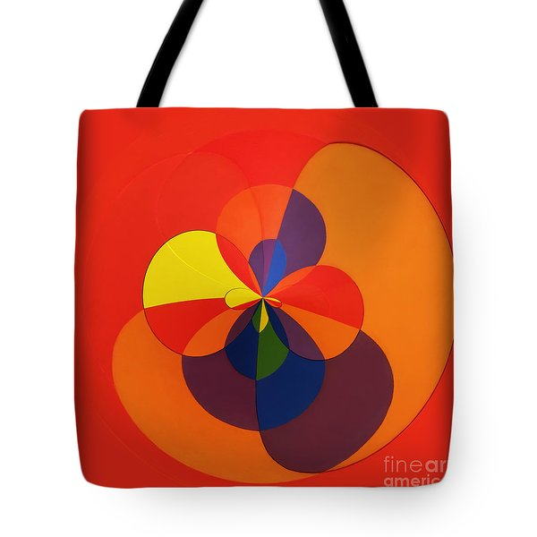 Orb 11 Tote Bag