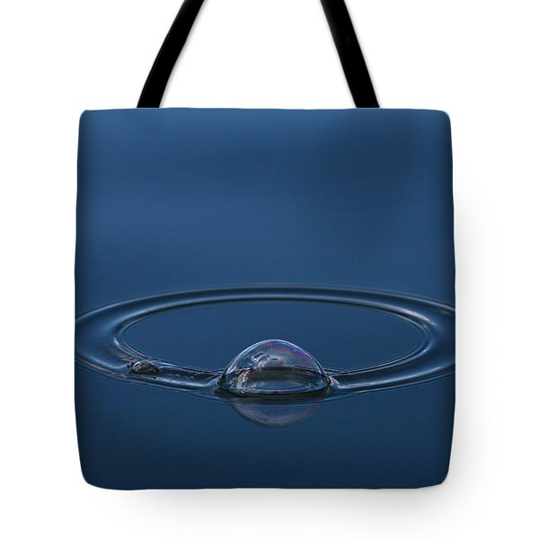 Orbit Tote Bag by Cathie Douglas