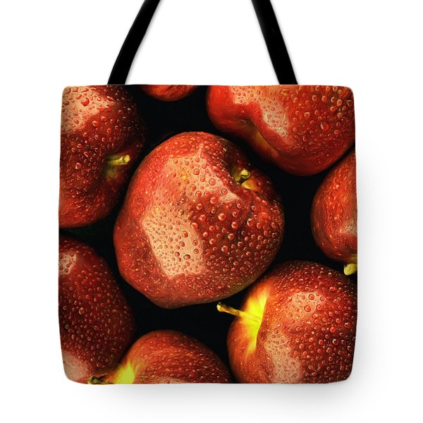 Orchard Fresh Tote Bag