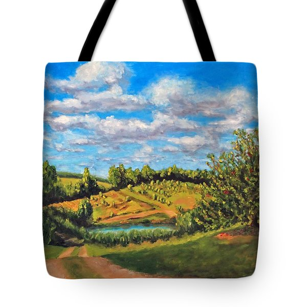 Orchard Tote Bag