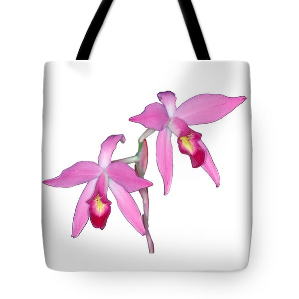 Orchid 1-1 Tote Bag