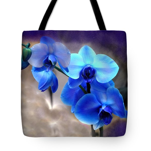 Orchid Art Tote Bag