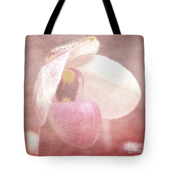 Orchid Softly Tote Bag