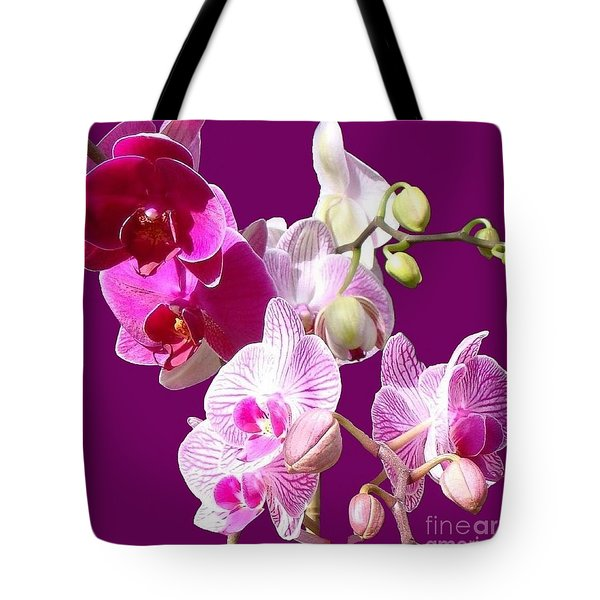 Orchids For Spring Tote Bag