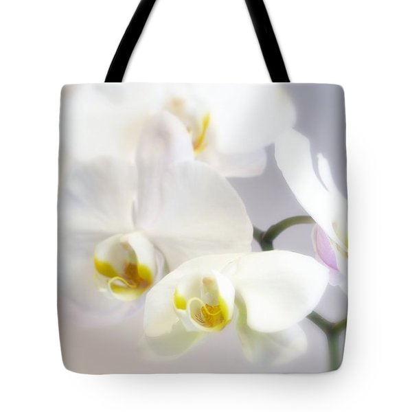 Orchids In The Mist Tote Bag