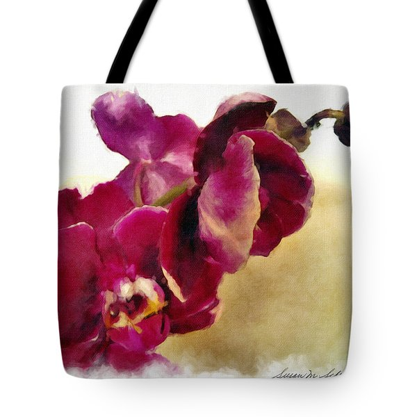 Orchids No. 5 Tote Bag