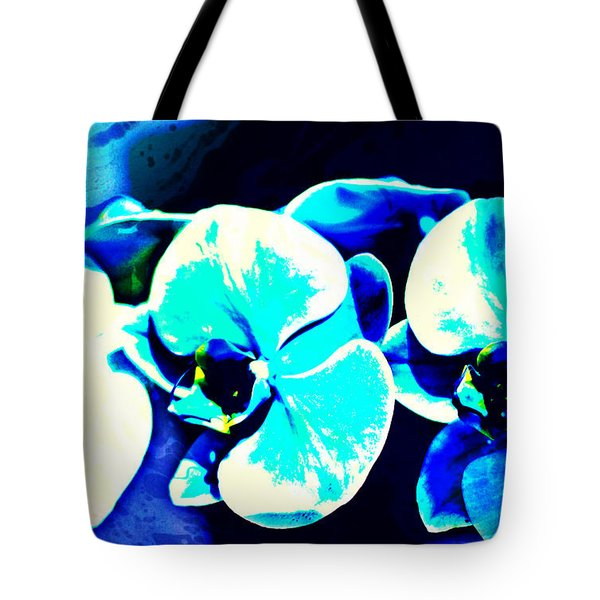 Orchids Of Ranetta Tote Bag