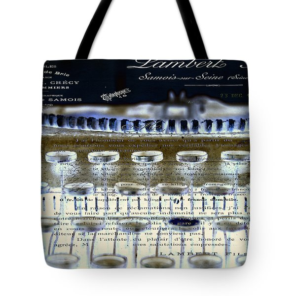 Ordering Cheese 2 Tote Bag by Angelina Vick