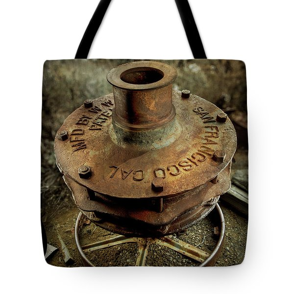 Ore Crusher Tote Bag