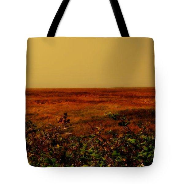 Oregon Coastline Ll Tote Bag