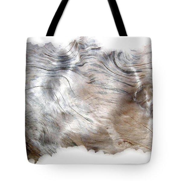 Oregon Driftwood Tote Bag