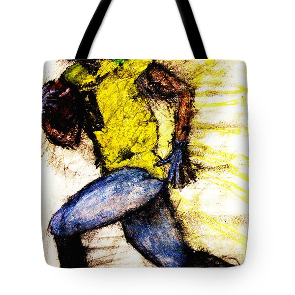 Oregon Football 2 Tote Bag