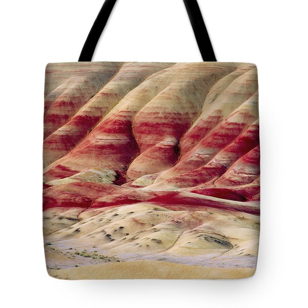 Oregon Painted Hills Tote Bag