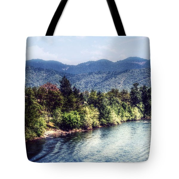 Oregon Views Tote Bag by Melanie Lankford Photography