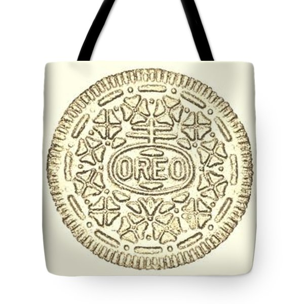 Oreo Smooth American Colors Tote Bag