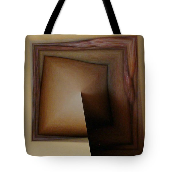 Organic Square Tote Bag