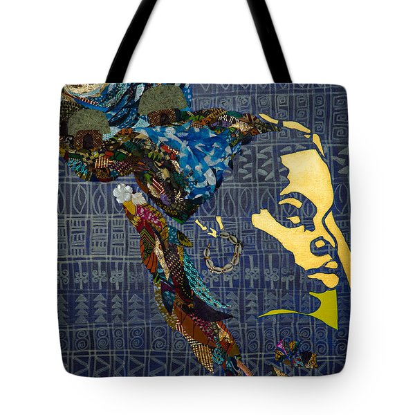 Ori Dreams Of Home Tote Bag by Apanaki Temitayo M