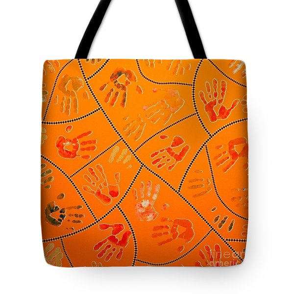 Original Art 3 Tote Bag