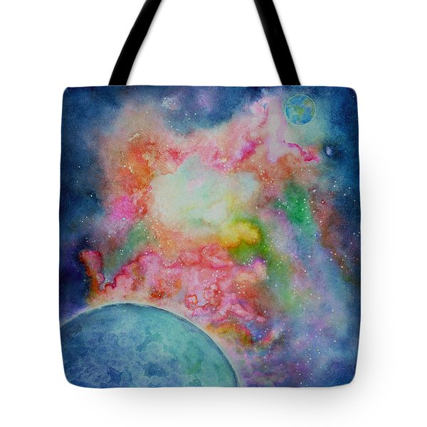 Orion Nebula Tote Bag
