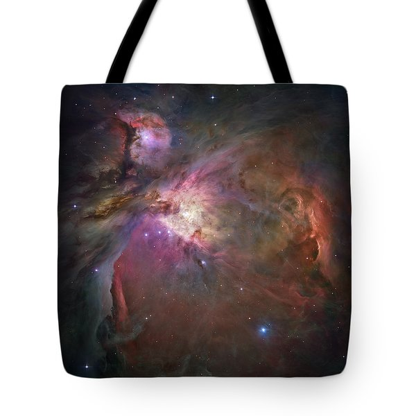 Orion Nebula Tote Bag by Sebastian Musial