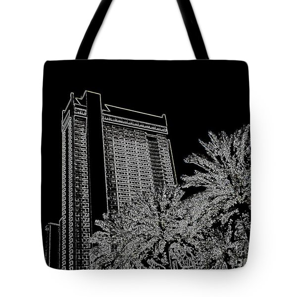 Orleans High Rise Tote Bag