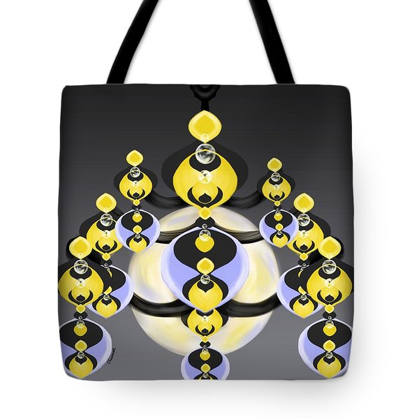 Ornamental Illumination Tote Bag