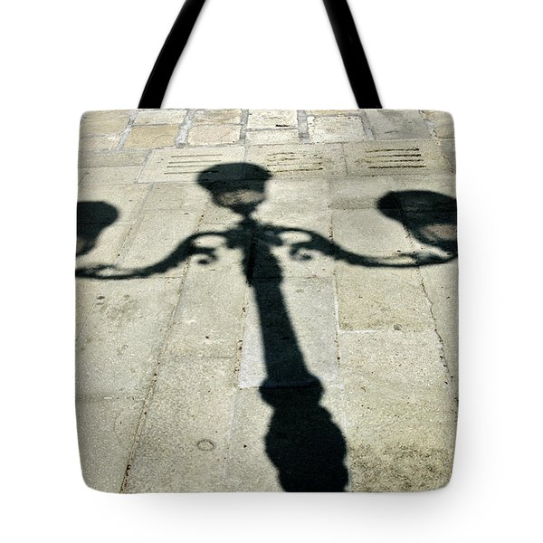Ornate Shadow Tote Bag