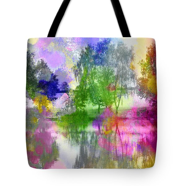 Osbourne's Pond Tote Bag