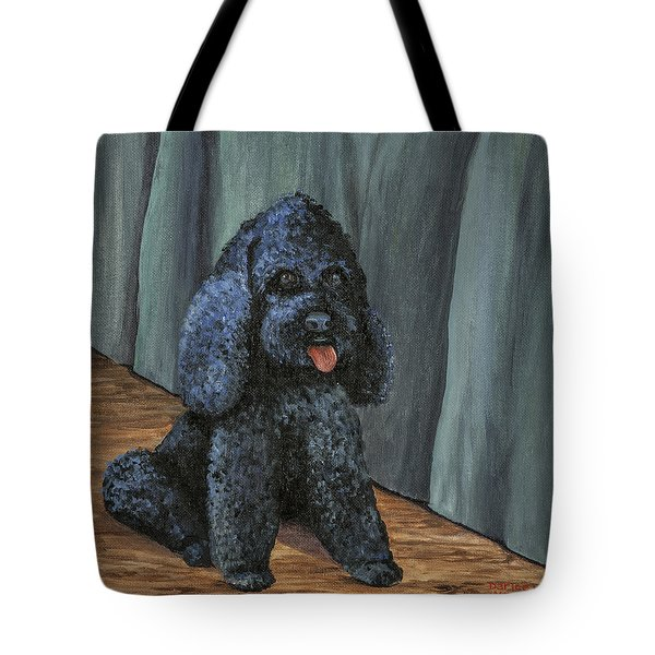 Oscar Tote Bag by Darice Machel McGuire