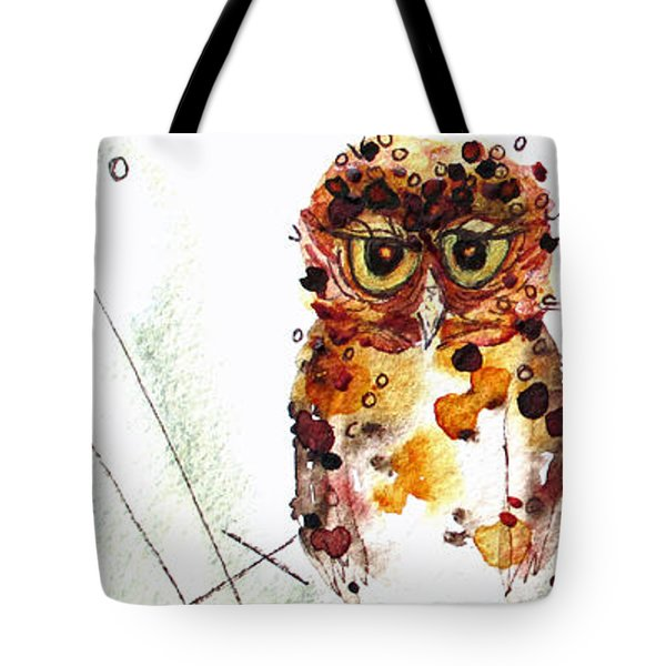 Oscar Tote Bag by Dawn Derman