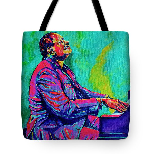 Oscar Tote Bag by Derrick Higgins