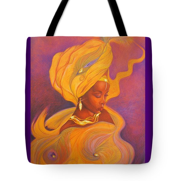 Oshun Goddess Tote Bag