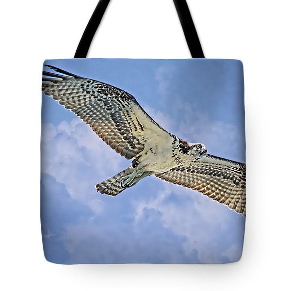 Osprey 91711 Tote Bag by Deborah Benoit