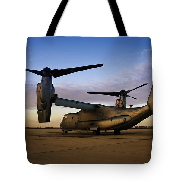 Osprey Sunrise Series 3 Of 4 Tote Bag