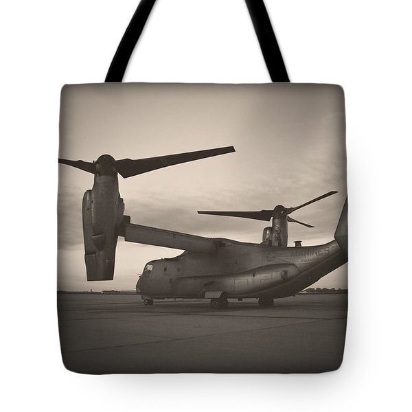 Osprey Sunrise Series 4 Of 4 Tote Bag
