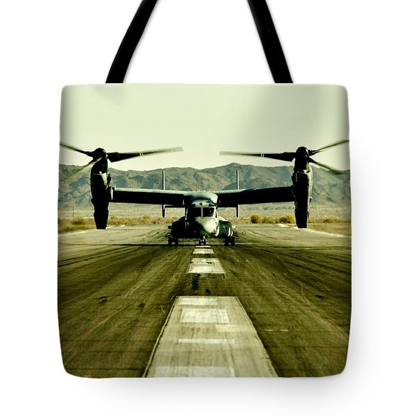 Osprey Takeoff Tote Bag by Benjamin Yeager