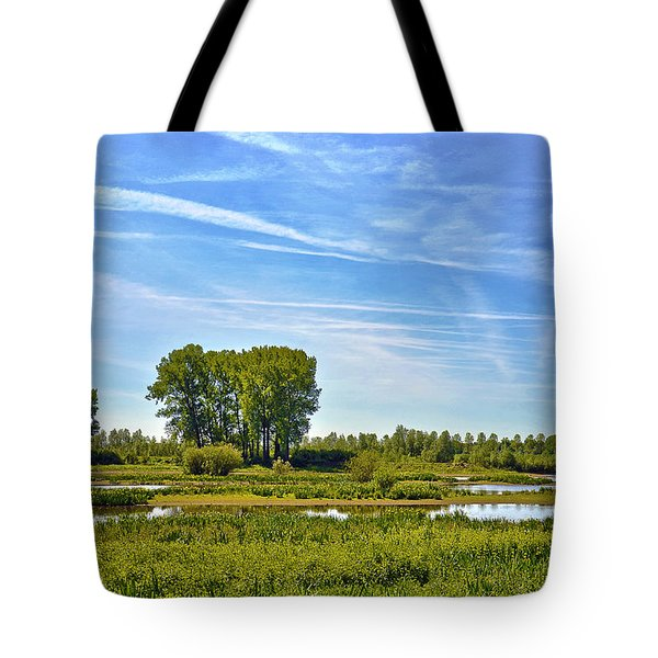 Ossenwaard Near Deventer Tote Bag