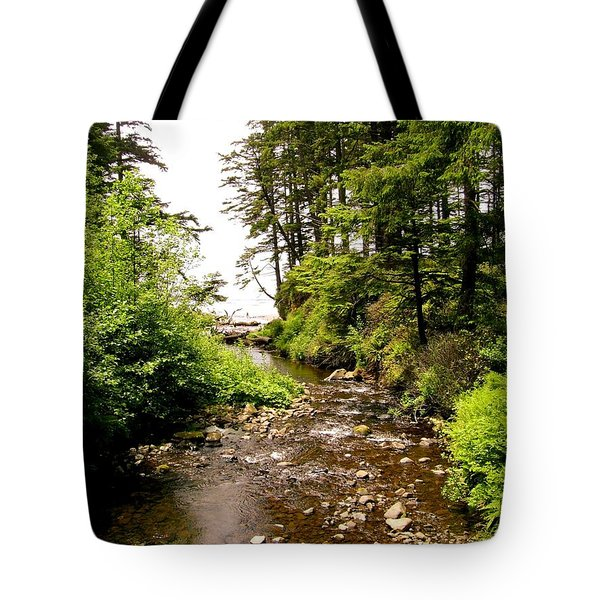 Oswald West 1 Tote Bag