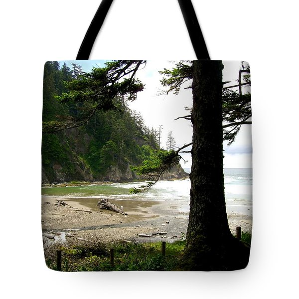 Oswald West 2 Tote Bag