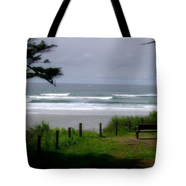 Oswald West 3 Tote Bag